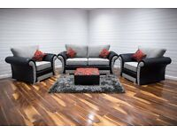 BRAND NEW DQF Trinity Sofa 3 + 1 + 1. ONLY £799!!!
