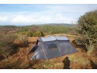 Eurohike Coniston 4 man tent + Extras