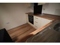 Brand new 1 bedroom Studio flat available next to Highcross Leicester water and WiFi inclusive