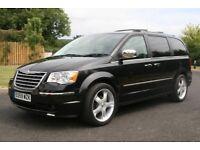 2009 Chrysler Grand Voyager Limited