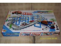 """INTERCITY"" BATTERY 4X4 CAR/TRACK GAME WITH BATTERY ""THOMAS"" INCORPORATED. ex-display only £35.oo"