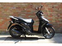 Honda Vision 110 (65 REG) *4000 Miles Only*