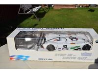 Remote control BMW Le Mans 1/12 scale All Electric
