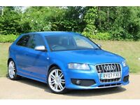 AUDI S3 2007 HPI CLEAR - FULL SERVICE HISTORY - LOW MILEAGE