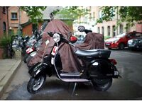 Vespa PX125 - Black - Immaculate condition