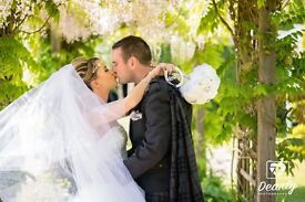 Bespoke Wedding Photography, Free Engagement Shoot, LIMITED 25% Discount