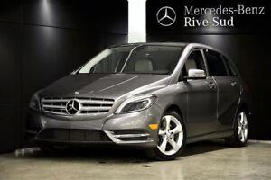 2014 Mercedes-Benz B250 Xenon, Intérieur pâle (très rare)