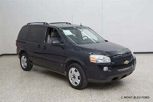 2007 Chevrolet Uplander LT1, Low km, 7 pass  *NO ADMIN FEE, FINA