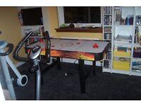 "Hypro Air Hockey Table 5ft x 2.5ft x 31"" high"