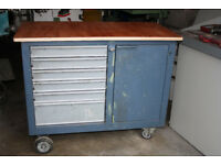 GEDORE Work Bench Industrial Heavy Duty Tool Box