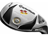 Taylor made TP rescue 19 degree stiff shaft