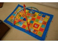 Taf Toys 3 in 1 Curiosity Supersize Padded Play Gym