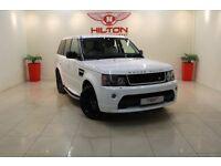 Land Rover Range Rover Sport 3.0 TD V6 Autobiography Sport 5dr (white) 2011