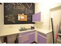 DECORATED ONE BEDROOM FLAT - HIGH STREET LOCATION