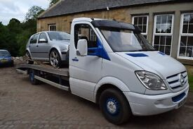 2009 Mercedes Sprinter Recovery Truck 311CDI LWB