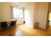 A 2 bedroom loft style furnished flat, warehouse conversion, walk to 3 tube stations & shops