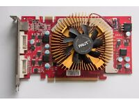 NVIDIA 512MB 9600 GT Graphics Card (Palit)