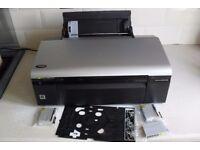 Epson R285 CD Printer ...prints on compact disks & normal paper