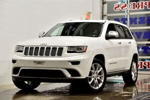 2014 Jeep Grand Cherokee Diesel Summit Full Load
