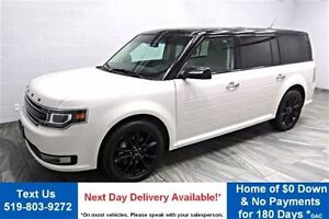 2016 Ford Flex LIMITED AWD! 7 PASS! LEATHER! NAVIGATION! PANO RO