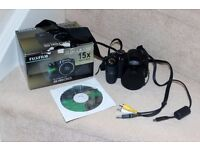 FujiFilm finepix S1600 Digital Camera - Immaculate condition and in perfect working order