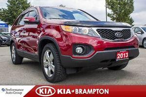 2013 Kia Sorento EX|BACKUP CAM|BLUETOOTH|SAT RADIO|PWR/HTD SEAT