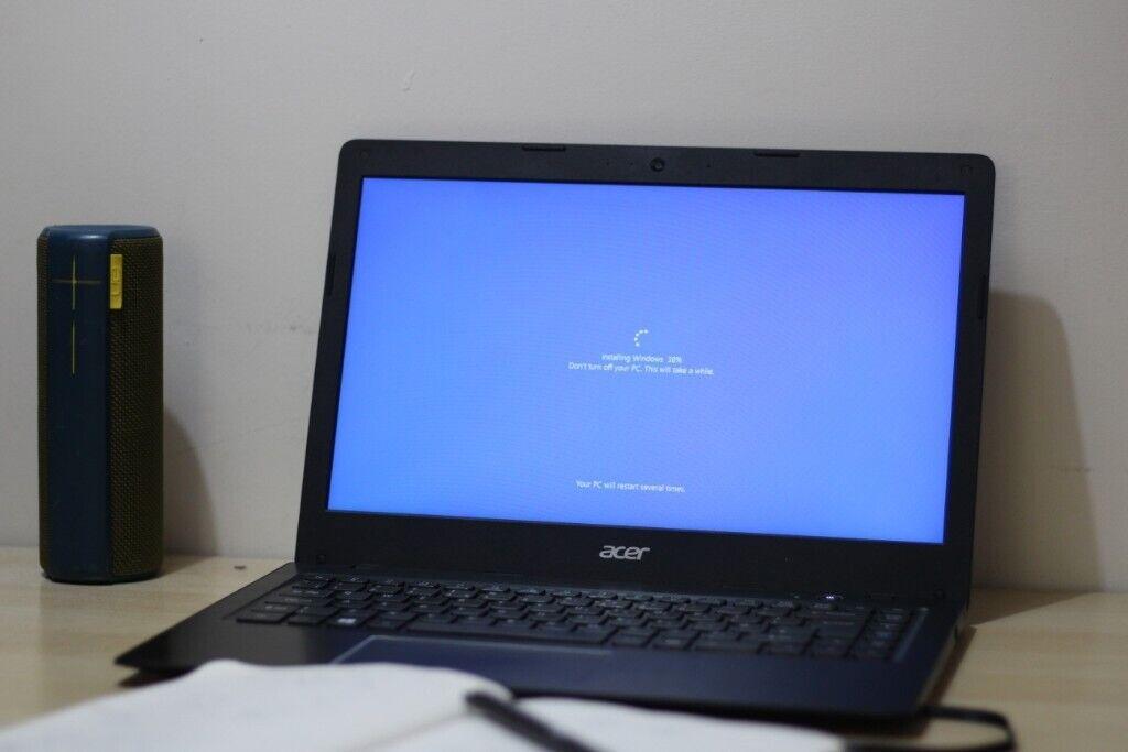 Acer Swift 1, 14 Inch (Quad Core Pentium, 4GB RAM) | in Brighton, East  Sussex | Gumtree