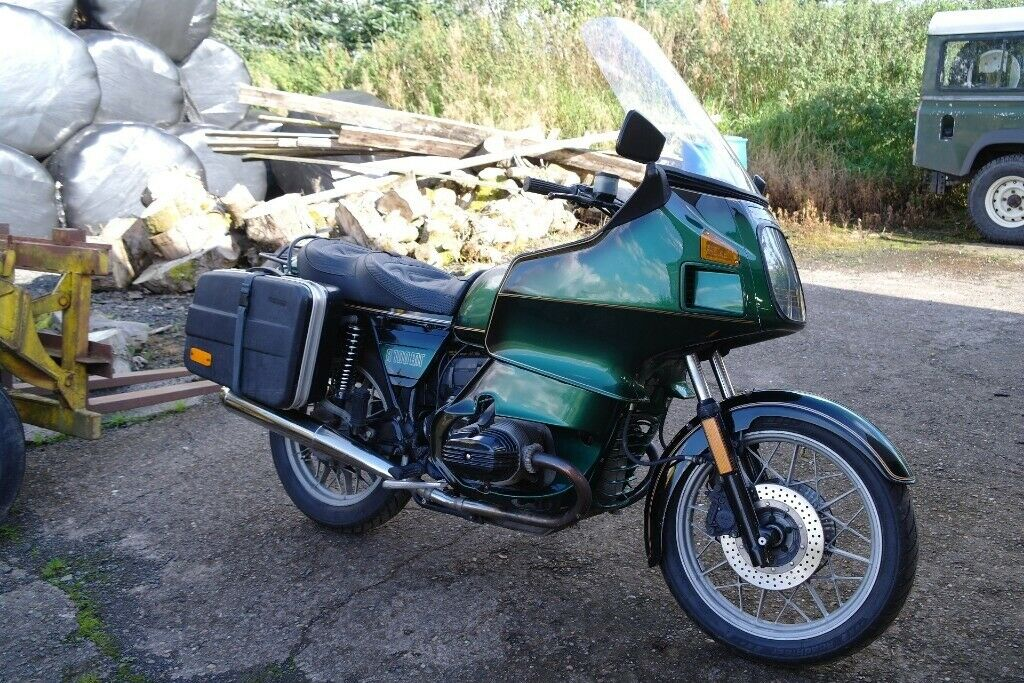 BMW R100RT 1981 | in Wishaw, North Lanarkshire | Gumtree