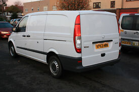 mercedes vito 113 cdi 2013/63reg. for sale.no vat!