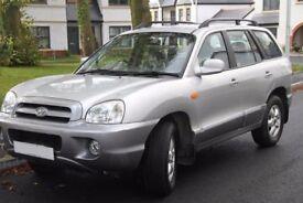 2006 Hyundai Santa Fe 2.0 CRTD CDX 4X4
