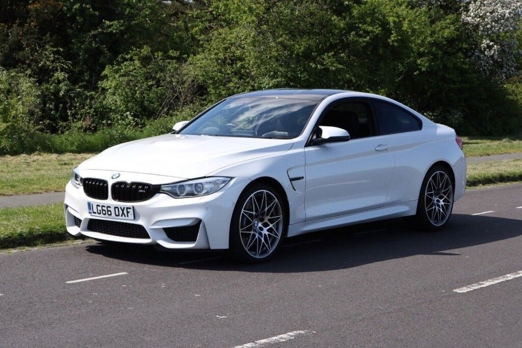 2016 66 bmw m4 3 0 m4 competition package 2d semi auto 444 bhp fsh low mileage in stoke. Black Bedroom Furniture Sets. Home Design Ideas