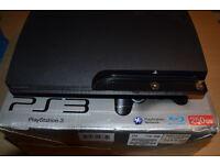 PS3 slim 250gb Faulty
