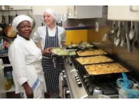 Assitant Cook required for lovely Nursery in Fulham