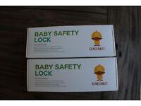 Child safety locks (NEW, 2 boxes)