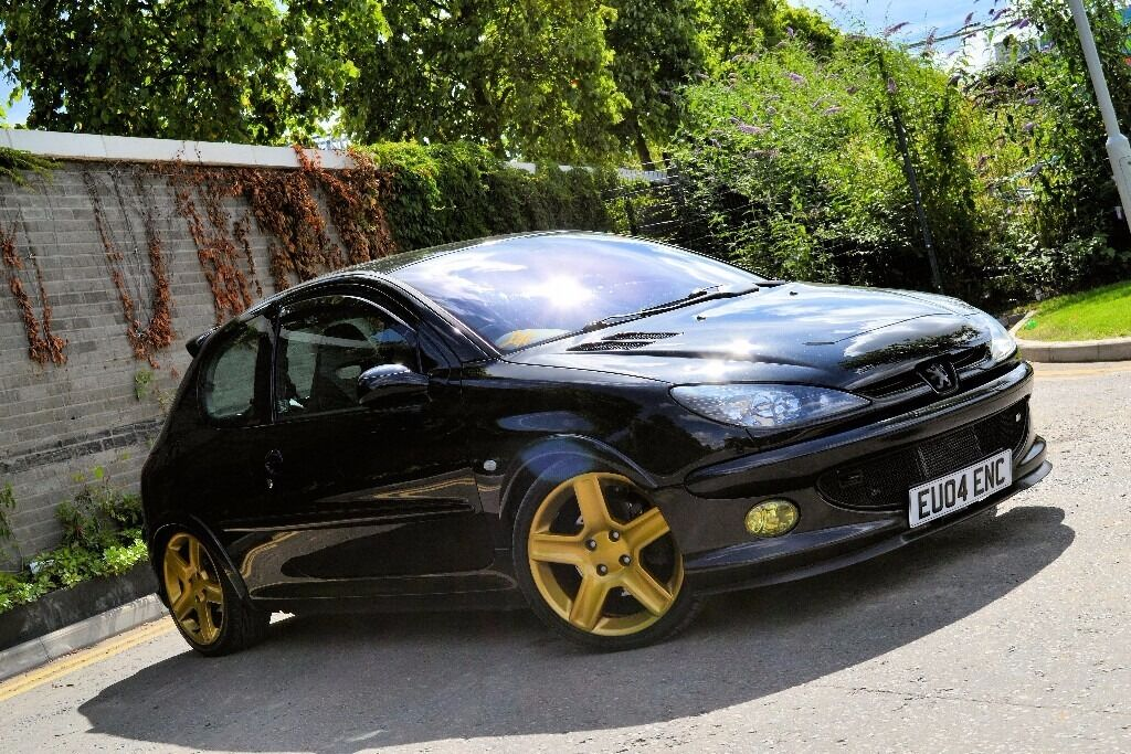 peugeot 206 gti 180 low mileage modified in east ham london gumtree. Black Bedroom Furniture Sets. Home Design Ideas