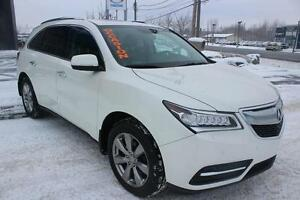 2014 Acura MDX SH-AWD*ELITE*V6*3.5L*GPS*CAMERA*TACTIL*TOIT*DVD