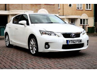 Auto 2012 LEXUS CT220H 1.8 SE-L -- Hybrid Electric -- Part Exchange Welcome -- Drives Good