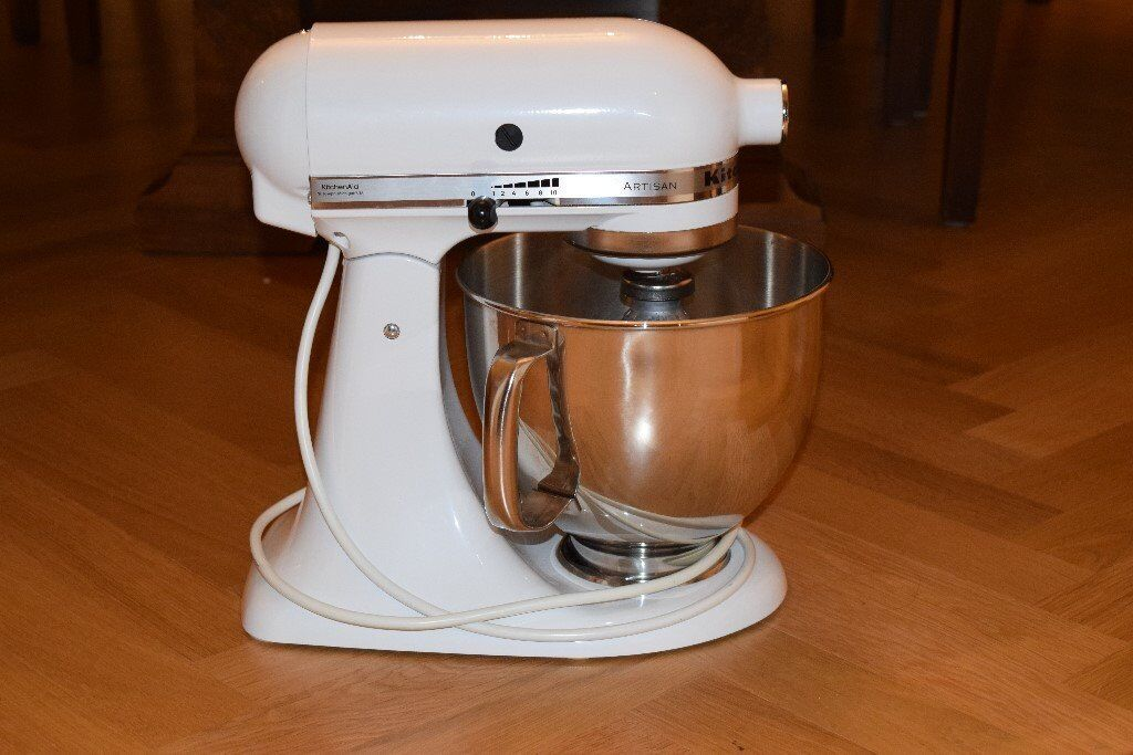 Surprising Kitchenaid Artisan Mixer Instruction Manual Ice Cream Maker And Accesories Very Good Condition In Henley On Thames Oxfordshire Gumtree Interior Design Ideas Gentotryabchikinfo