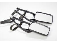 Caravan wing mirror extensions. New