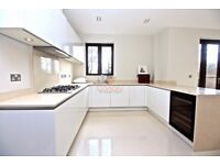 Luxury Living - 5 bedrooms, 4 bathrooms and 3 receptions - NEWLY refurbished house with garden