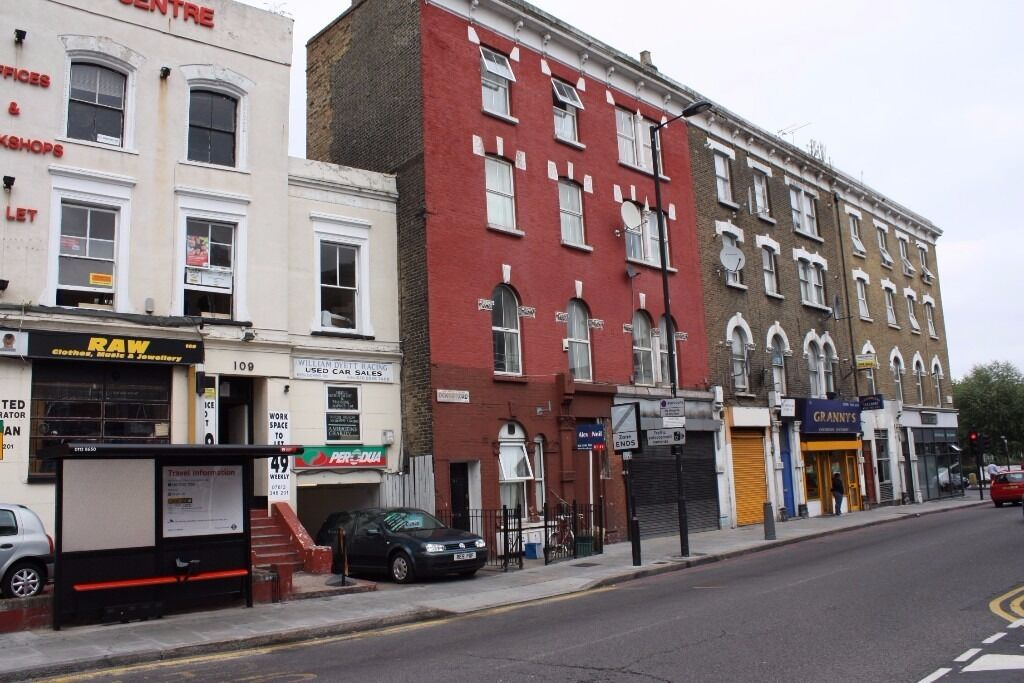 Massive studio flat to rent in clapton on Downs Road E5 8DA £225pw call now on 07432771372