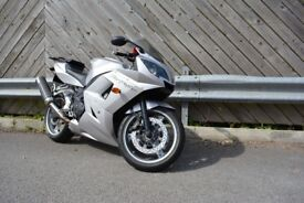 Triumph Daytona 600 Private Plate low miles