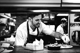 Chef de Partie and Prep Chef upto £8:50ph plus bonus plus benefits