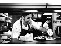 Chef de Partie and Prep Chef upto £8:50ph plus bonus plus benefits