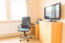 5 min Tube, TV, Coffee Machine, Fibre Optic, Luxury Clean Room for professional EU,AU,CA preferred