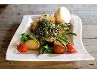CDP & Senior CDP needed for busy country gastropub - uo to £22k pa plus tips
