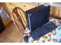 2014 HP Pro 6305 SFF Mini PC AMD A4-4000 3.0GHz 4GB RAM 500GB Windows 10 Radeon HD Graphics