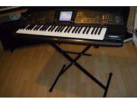 Yamaha PSR 8000 PSR-8000 Advanced keyboard / workstation - works perfectly