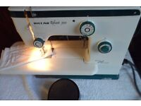 riccar electric sewing machine model 3000