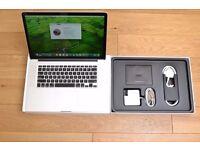 """Apple MacBook Pro Retina 15.4"""" Mid 2014 i7 2.5Ghz 16GB RAM 256GB SSD"""